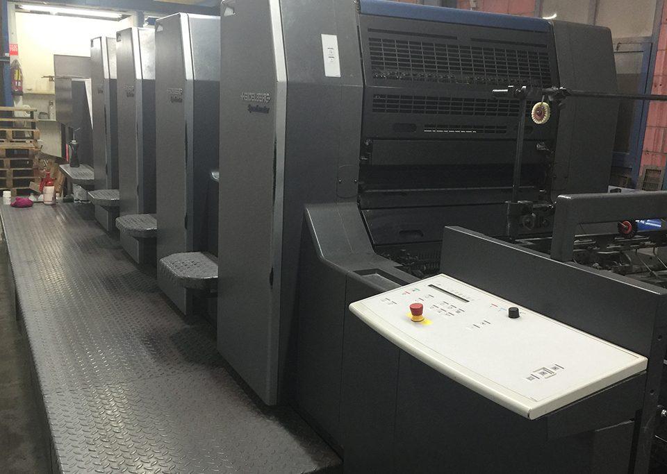 imprimerie paris : offset, numérique, rotative