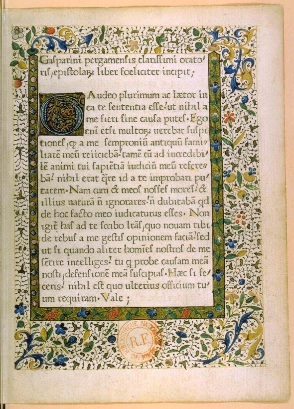 Première imprimerie à Paris